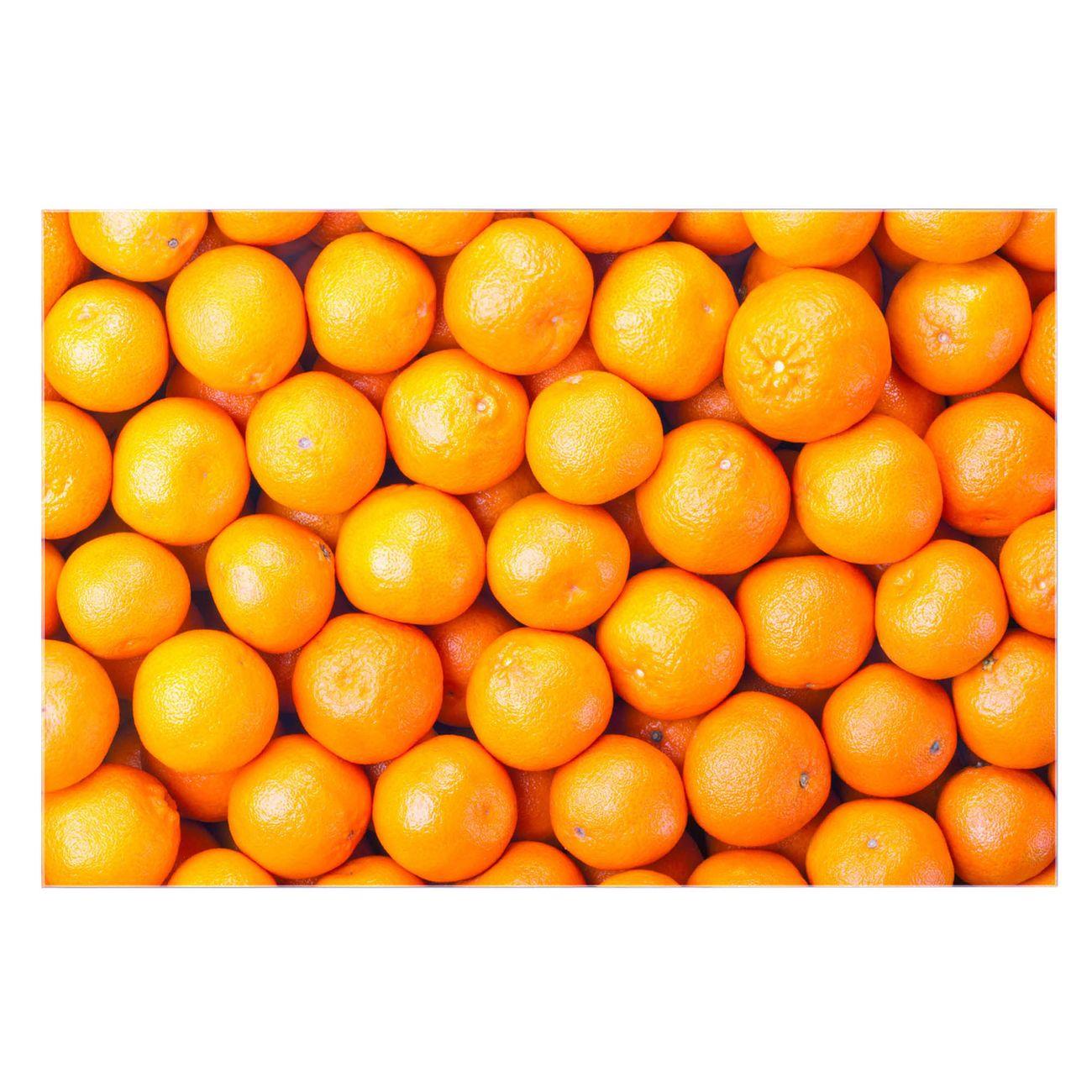 Küchenrückwand Glas Motiv Orangen