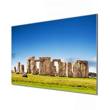 Küchenrückwand Glas Motiv Stonehenge