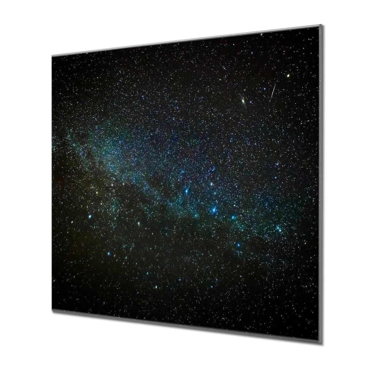 Küchenrückwand Glas Motiv Nachthimmel – Bild 1