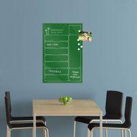 Wochenplaner in der Farbe Smaragdgrün aus Glas mit Stift – Bild 14