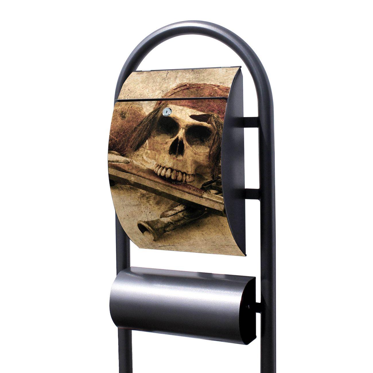 Standbriefkasten Hammerschlag Pirat