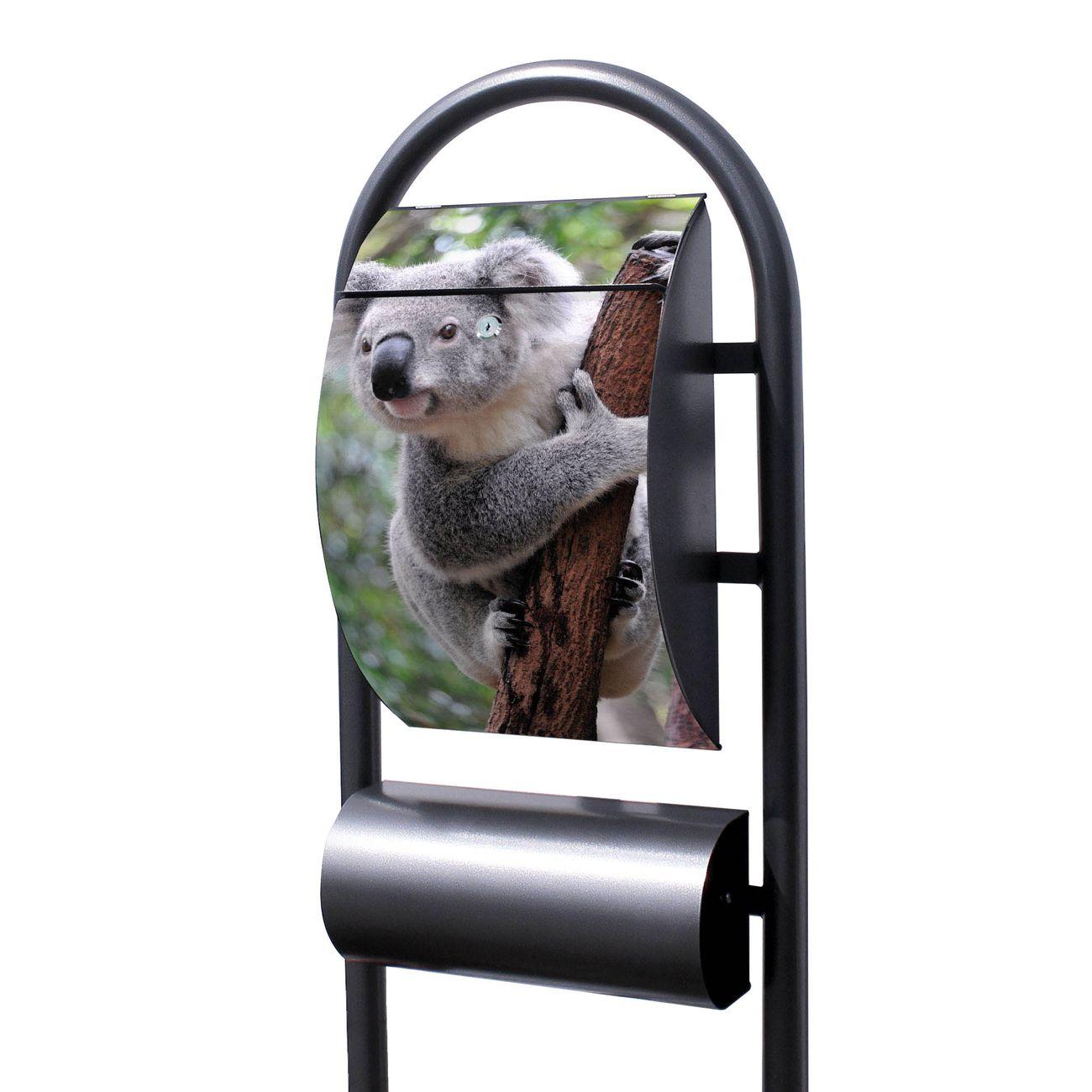 Standbriefkasten Hammerschlag Koala