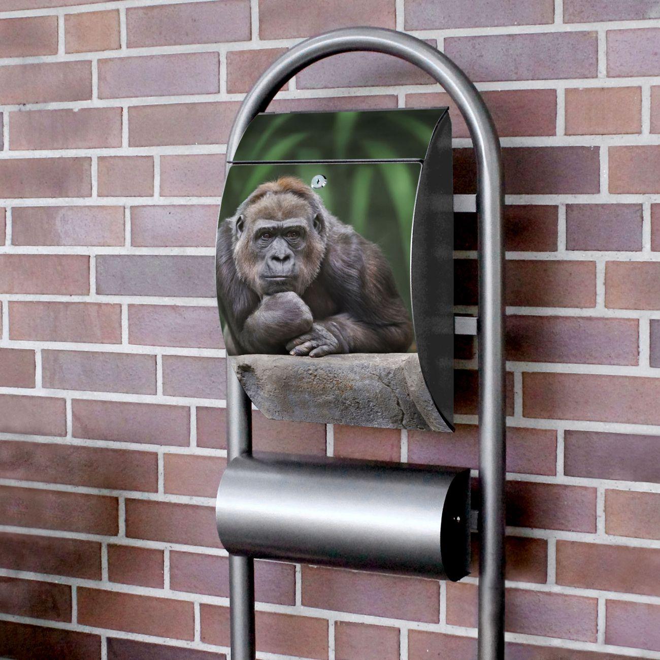 Standbriefkasten Hammerschlag Gorilla