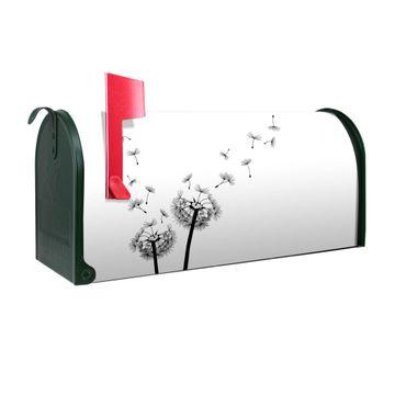 Amerikanischer Briefkasten Pusteblume 2