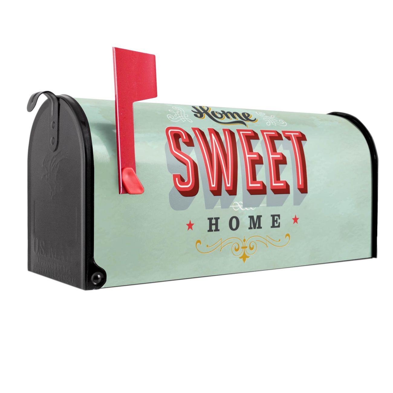 Amerikanischer Briefkasten Home Sweet Home