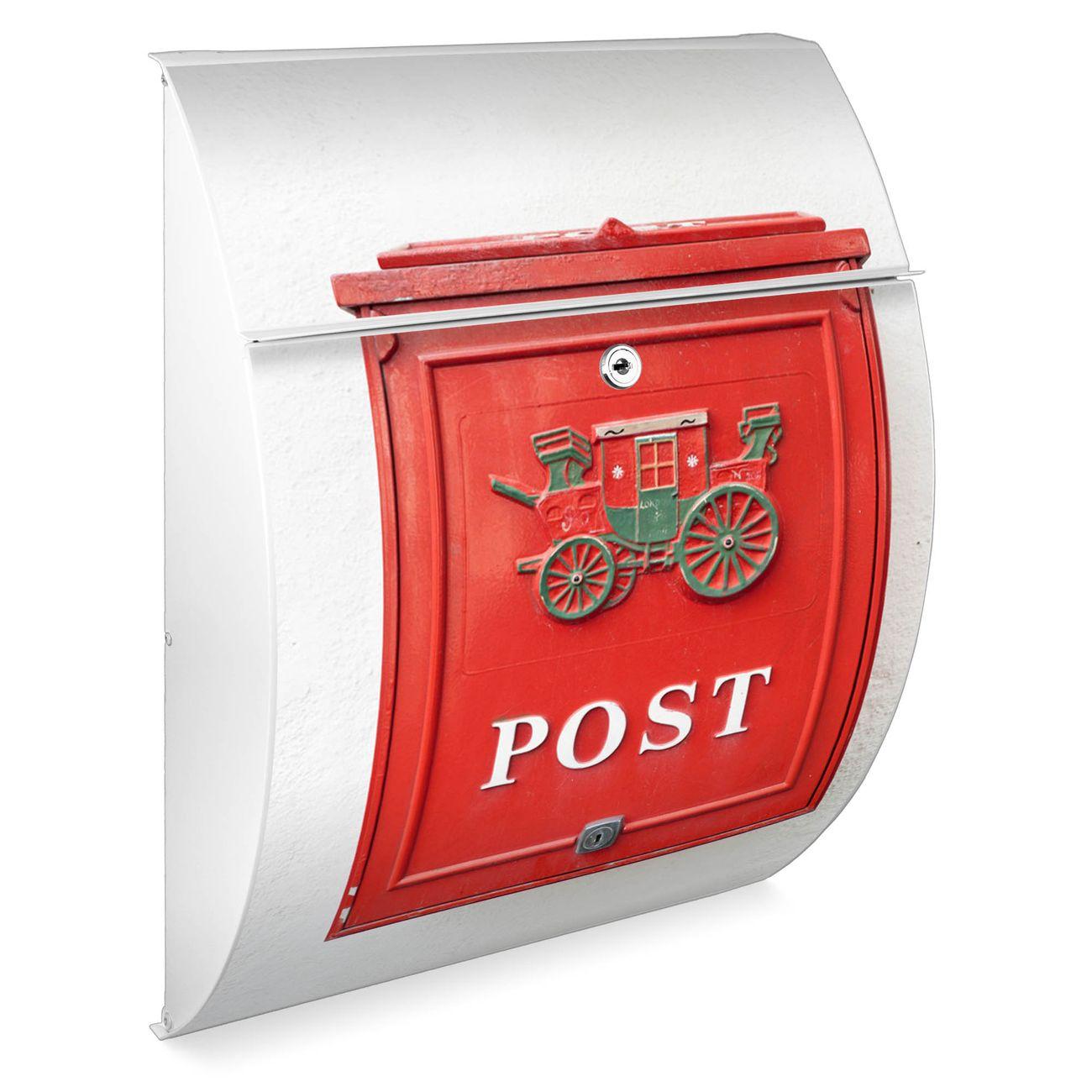 Burg-Wächter Riviera Postkasten Nostalgie