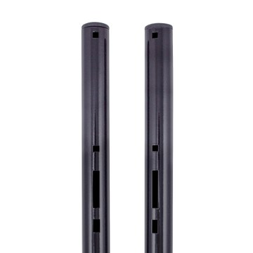 Universal Ständer Stahl Schwarz