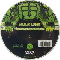 Zeck Hulk Line 0,40mm 250m Wallerschnur, Welsschnur, Angelschnur, Geflochtene Schnur