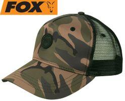 Fox Chunk Camo Edition Trucker Cap - Anglercap