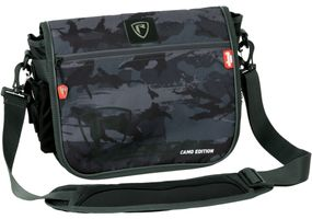 Fox Rage Camo Messenger bag - Angeltasche