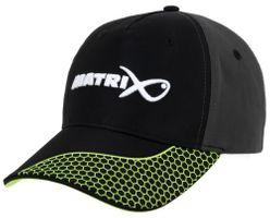 Fox Matrix Baseball Hat grey lime - Angelcap