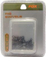 Fox Swivels Wirbel Gr. 10 ( 25 Stück)