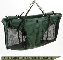 Pelzer Weighsling & Carpsack Floating Karpfensack Wiegesack