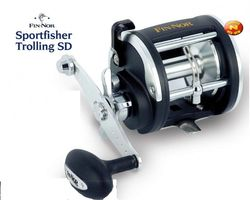 Fin-Nor Multirolle Sportfisher Trolling SD