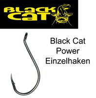 Black Cat Power Einzelhaken (7/0 - 9/0)
