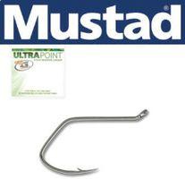 MUSTAD Catfish Hooks 412NP-BN (2/0 -10/0)