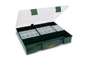 Quantum Tacklebox inkl. Kleinteileboxen