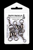 Taffi Tackle 3 Wegewirbel Swivelring