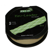 Zeck Kev Leader 1,4mm 118kg 20m Wallerschnur