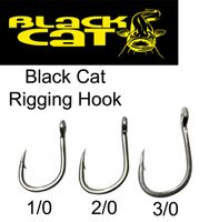 Black Cat Rigging Hook Wallerhaken