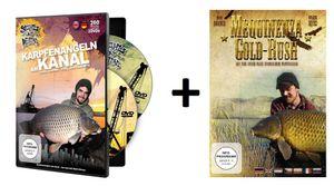 2 Mark Dörner DVDs - Mequinenza Gold Rush + Stahl & Beton