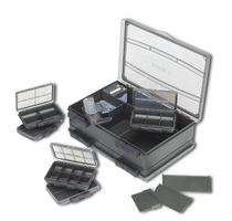 Fox F Box Deluxe Double Medium Box Tacklebox System