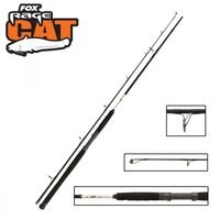 Fox Rage Cat Catfish Spin 2,60m 120-200g Spinnrute für Waller