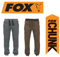 Fox Chunk Ribbed Jogger Hose Angelhose