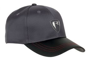 Fox Rage Pro Grey / Carbon Peak Baseball Cap