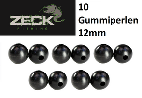 Zeck Soft Bead Gummiperlen 12mm