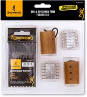 Browning Big & Specimen Fish - Feeder Set