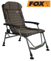 Fox FX Camo Super Deluxe Recliner Chair Karpfenstuhl