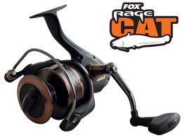Fox Rage Cat Rolle CR600 Reel - Wallerrolle