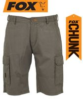 Fox Chunk Heavy Twill Cargo Shorts - Angelhose