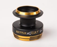 Black Cat E-Spule Battle Cat Spin FD 750