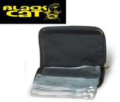 Black Cat Rig Wallet 19x30cm Vorfachtasche
