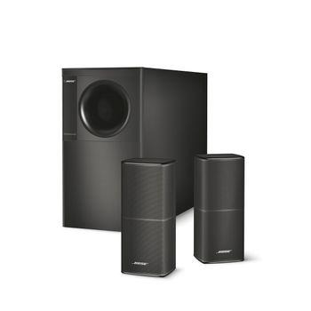 Bose® Acoustimass® 5 Series V stereo speaker system Schwarz