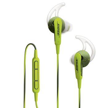 Bose® SoundSport® In-Ear Headphones für ausgewählte Apple-Geräte Grün