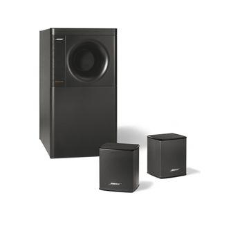 Ausstellungsstück Bose® Acoustimass® 3 Series V stereo speaker system Schwarz