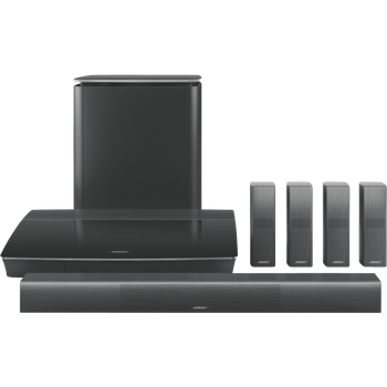 Bose® Lifestyle® 650 Home Entertainment System Schwarz