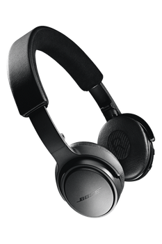 BOSE On-Ear Wireless Headphones schwarz