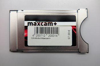 CA-Modul Maxcam+ ohne Software