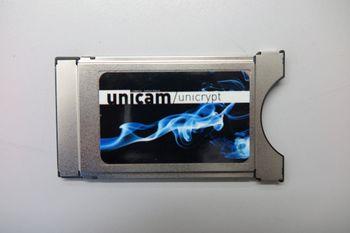 Unicrypt CA-Modul Unicam ohne Software