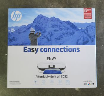 HEWLETT PACKARD ENVY 5032 All-in-One