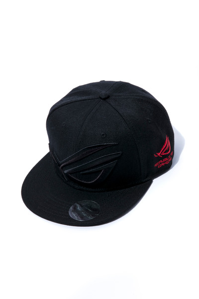 ROG Gamer Base Cap - black/red