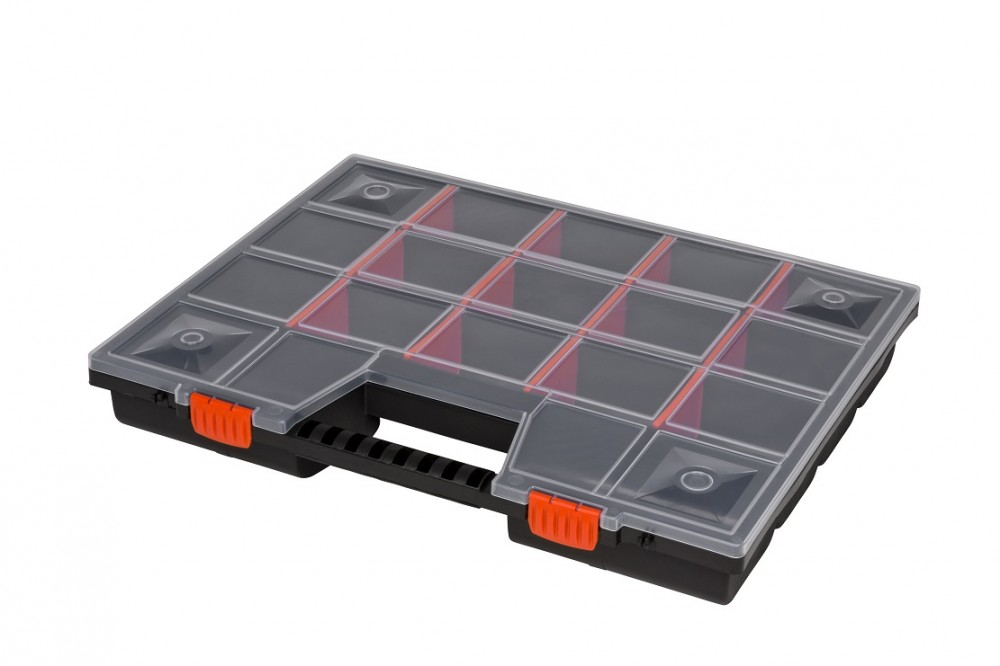 2 x XXL-Sortimentskasten,Organizer,Sortierkasten,Ordnungsbox,kostenloser Versand