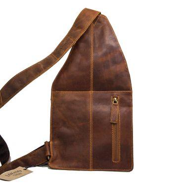 Herren Damen Tasche Schultertasche Umhängetasche Henkel CrossOver Messenger bag – Bild 3