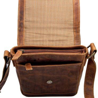Herren Damen Tasche Schultertasche Umhängetasche Henkel CrossOver Messenger bag – Bild 21