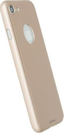 Krusell Arvika Cover 60723 für Apple iPhone 7 - Gold – Bild 2