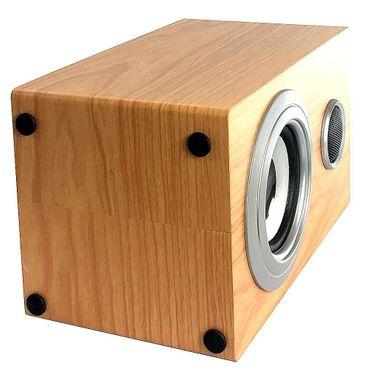 Soundlogic Wireless 3D Stereo Musik Bluetooth Box Lautsprecher Handy MP3 Aux Neu – Bild 7